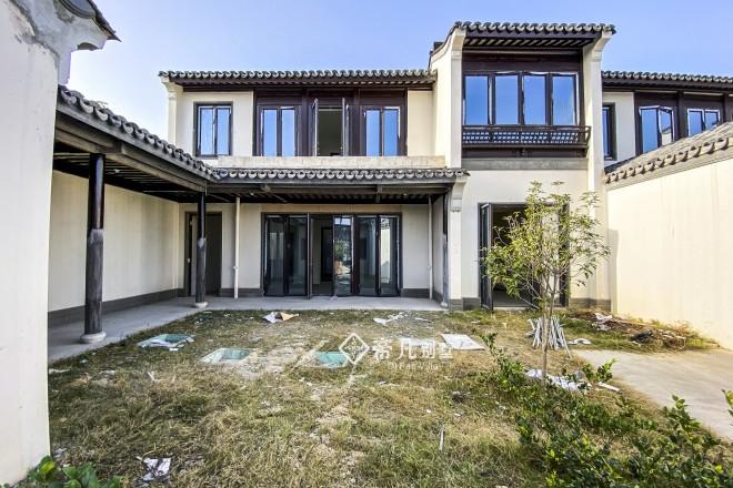 江南中国院子  水墨中国的形式书写江南温婉而悠然的生活气质
